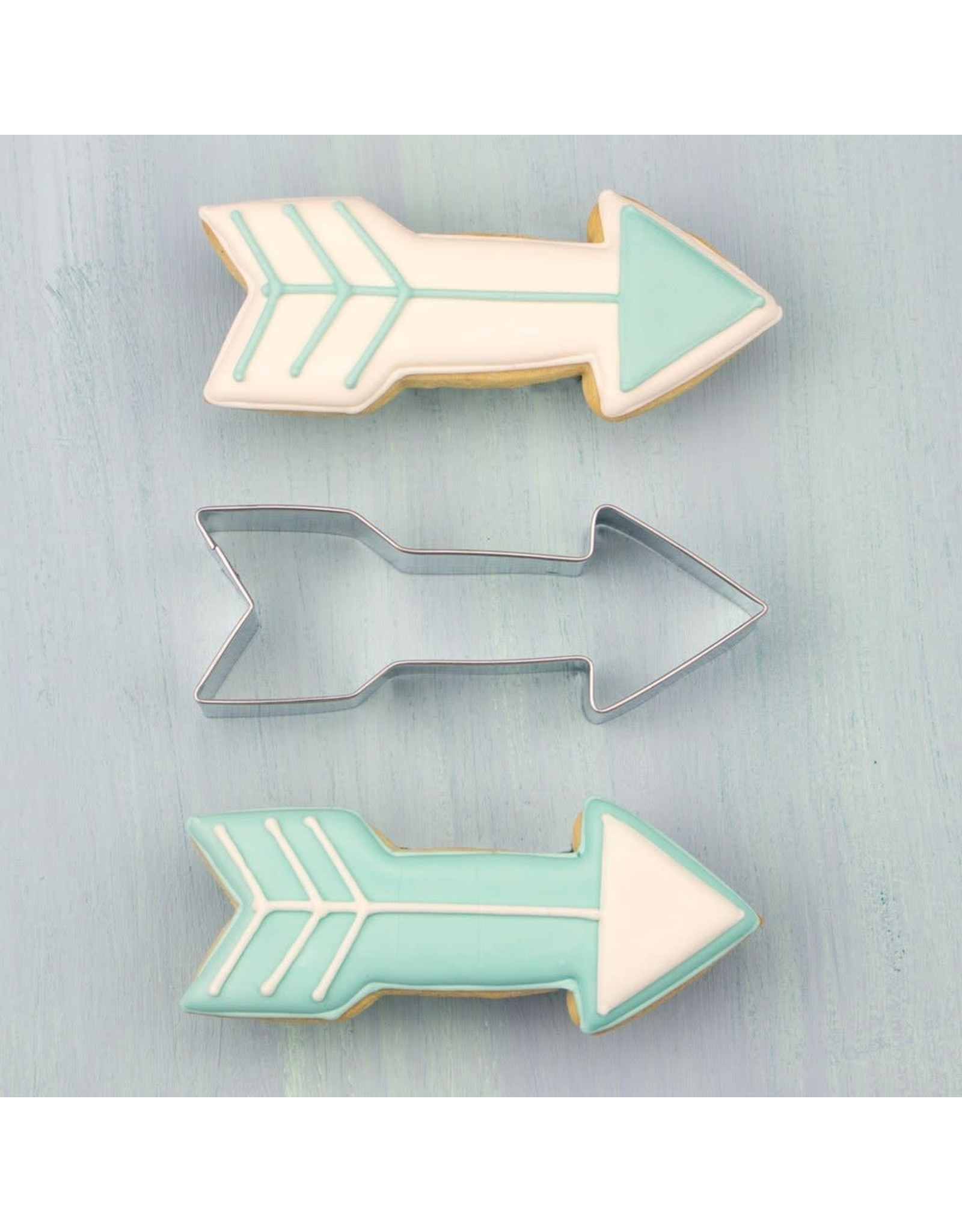 "5"" Arrow Cookie Cutter"