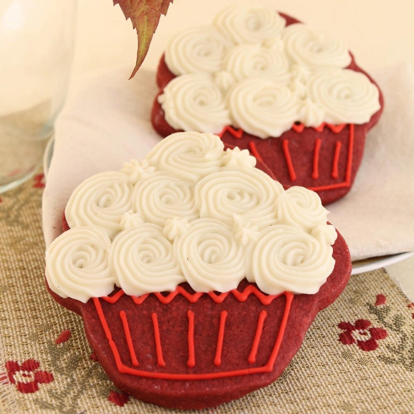 """4"""" Cupcake Cookie Cutter"""