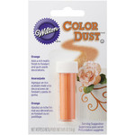Wilton Wilton 703-104 Color Dust Food Decorative, Orange