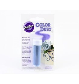 Wilton Wilton 703-107 Color Dust Food Decorative, Periwinkle
