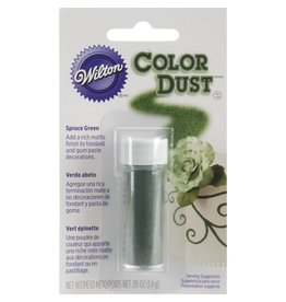 Wilton Wilton 703-109 Food Decorative, Spruce Green Color Dust,