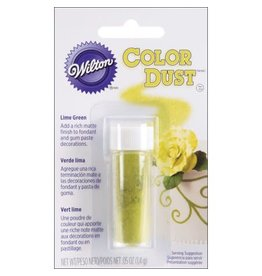 Wilton Wilton 703-110 Color Dust Food Decorative, Lime Green