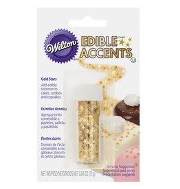Wilton Wilton Edible Glitter, Gold Stars, 0.04 Ounce