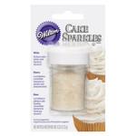 Wilton WHITE CAKE SPARKLES
