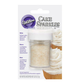 Wilton Wilton Edible Glitter - White - 0.25 oz