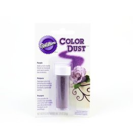 Wilton Color Dust/Pkg-Purple
