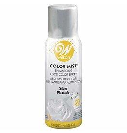 Wilton Wilton 710-5521 Metallic Color Mist, 1.5 oz, Silver