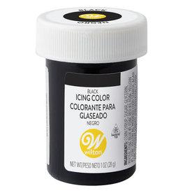 Wilton Wilton 610-981 Icing Gel, 1-Ounce, Black