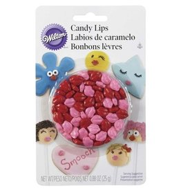 Wilton Wilton 710-1356 Candy Lips Blister Pack