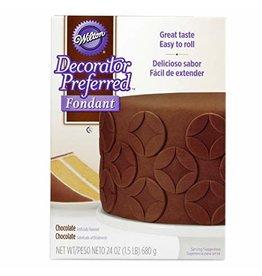 Wilton Wilton 24oz Chocolate Fondant