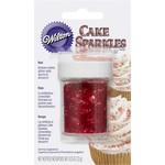 Wilton Wilton Red Cake Sparkles