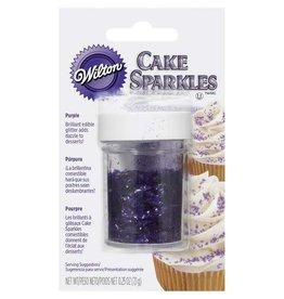 Wilton Wilton Purple Cake Sparkles