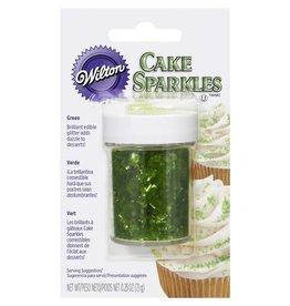 Wilton Wilton Green Cake Sparkles