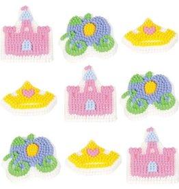 Wilton Wilton Disney Princess Icing Decorations