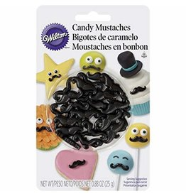 Wilton Wilton 710-6061 Candy Mustaches