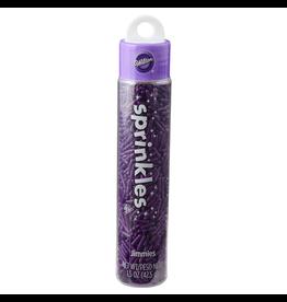 Wilton Wilton 710-9966 Hanging Skinny Purple Jimmies