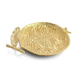Gold Pomegranate Plate