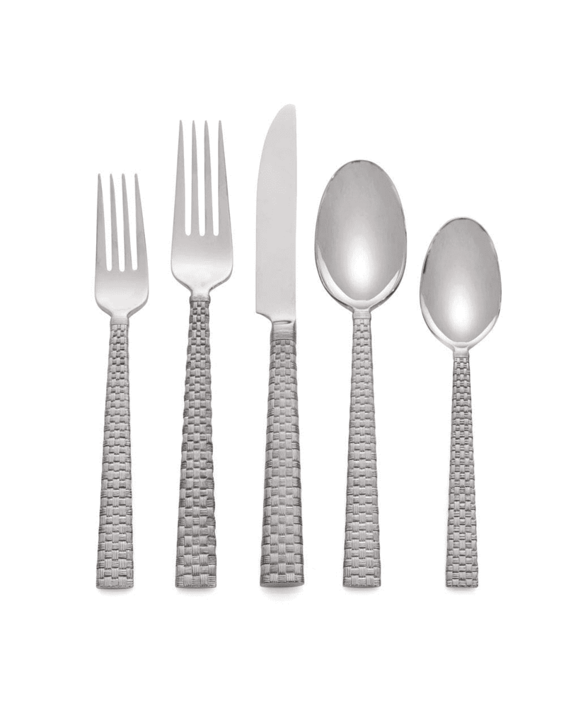 Palm 5-Piece Flatware Set