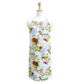 Rose Dragonfly Chef Apron
