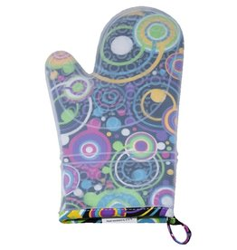 Orbit Silicone Mitt