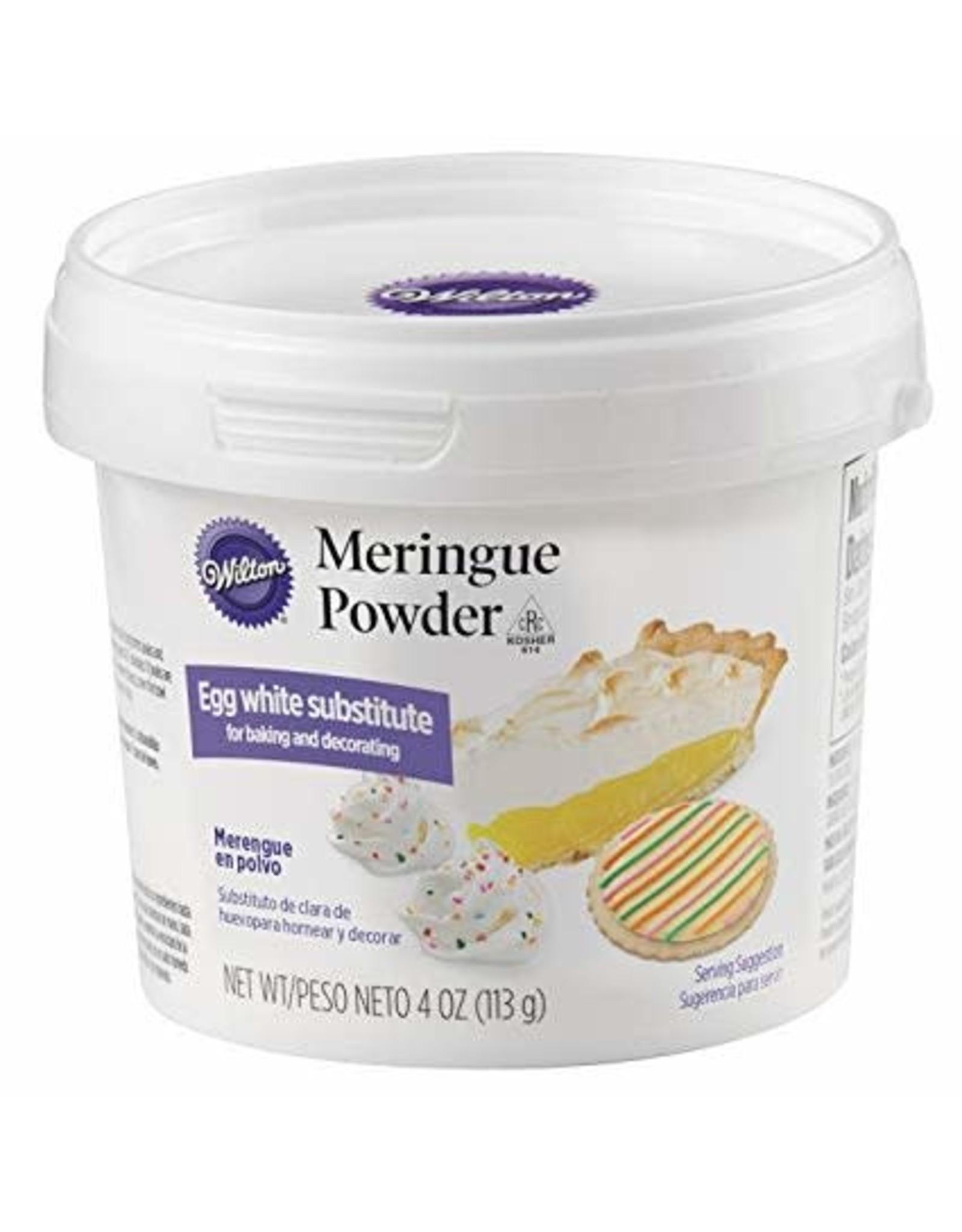 Wilton Wilton Meringue Powder, 4 oz. Egg White Substitute