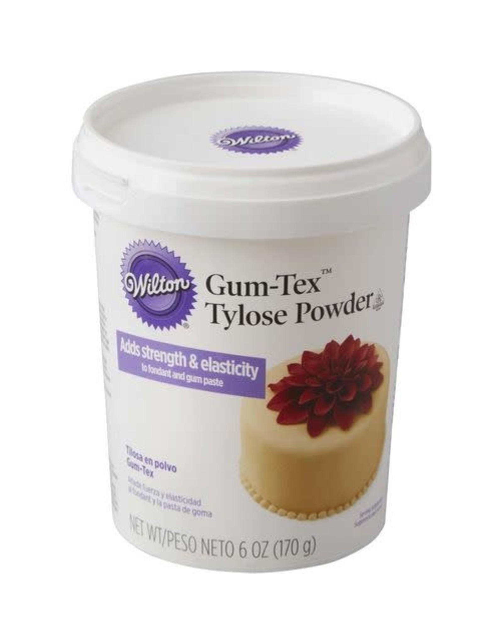 Wilton Wilton Fondant Gum-Tex Powder, 6 oz.