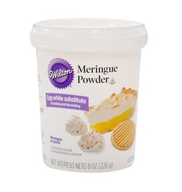 Egg White Substitute Wilton 8 Ounce Meringue Powder Mix
