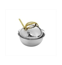 Honey Dish with Spoon and Cover with Gold Handles- Goldtone Collection