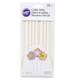 Wilton Wilton Cookie Sticks, 20-Count, 6-Inch