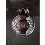 Monogrammed Pomergranate Silver Napkin Ring