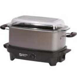 MagicMill 6 Quart Slow Cooker, MSC6301