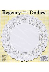 "10"" Round Paper Doilies"