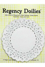 """4"""" Round paper Doilies"""