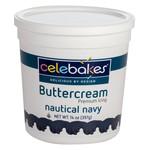 14oz Celebakes Nautical Navy Buttercream Icing