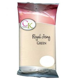 CK Green Royal Icing Mix