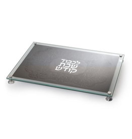 X3006 Pleather Lucite Challah Board