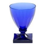 Acrylic 8.5 oz Wine Goblet Cobalt
