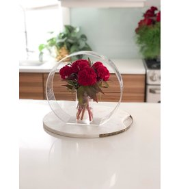 Circle In Vase