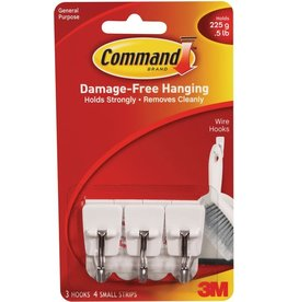 COMMAND HOOK FOR UTENSILS-CD3 1/2LB