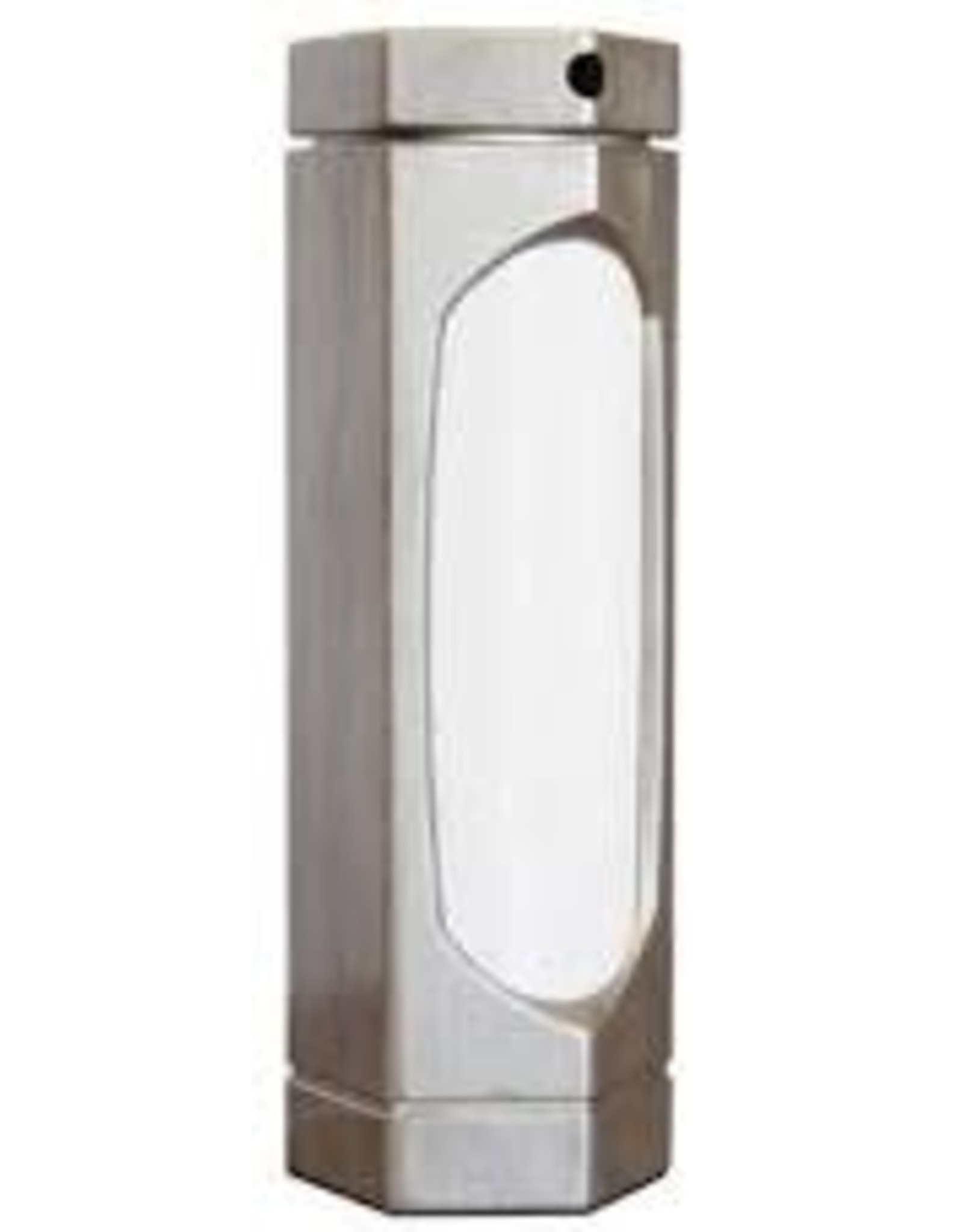 Brushed Steel Kosherlamp MAX
