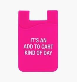 Kind Of Day Phone Pocket