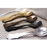 Lucite Tea Spoons Assorted