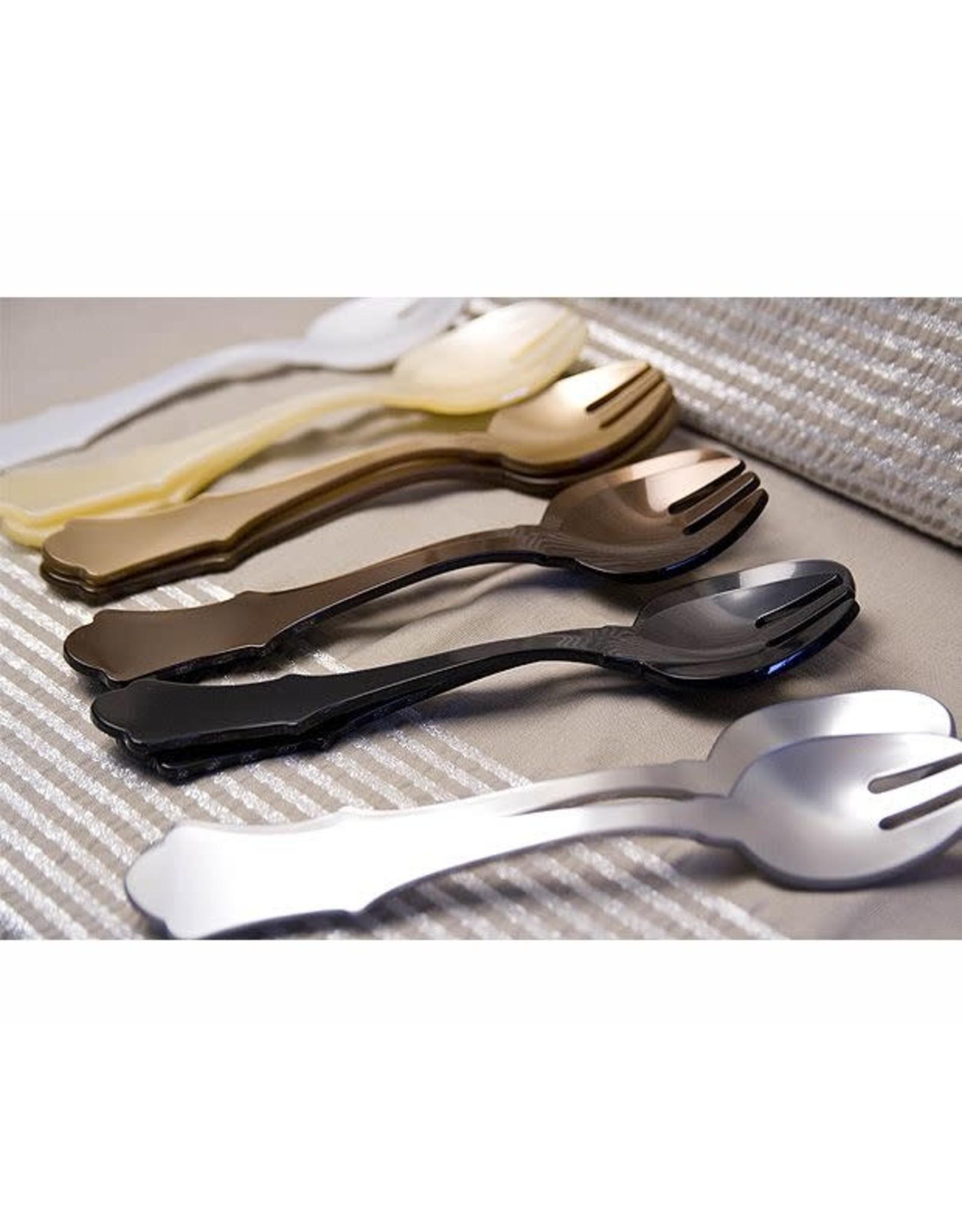 Lucite Tea Spoons Assorted