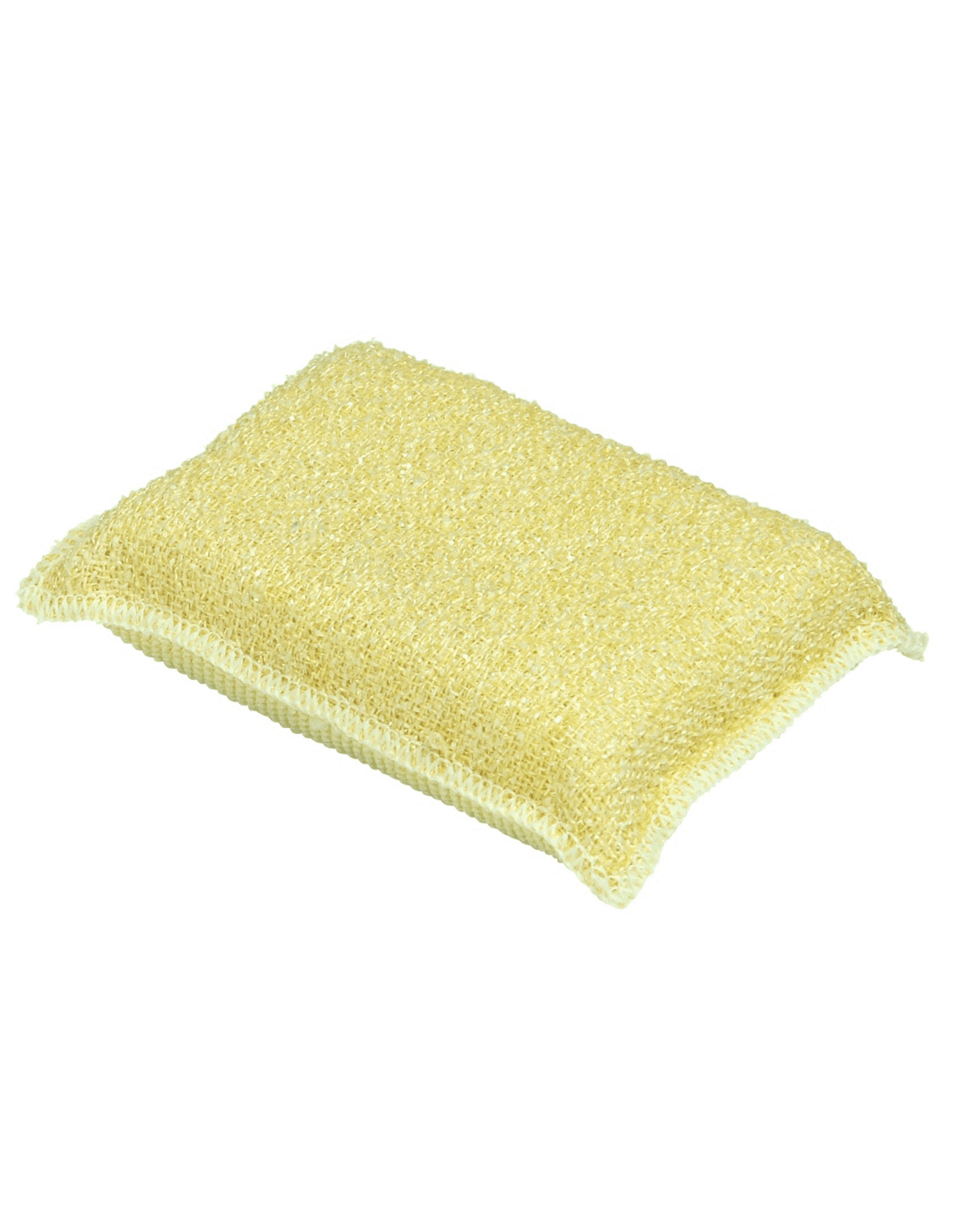 Miracle Scrubbing Sponge Yellow