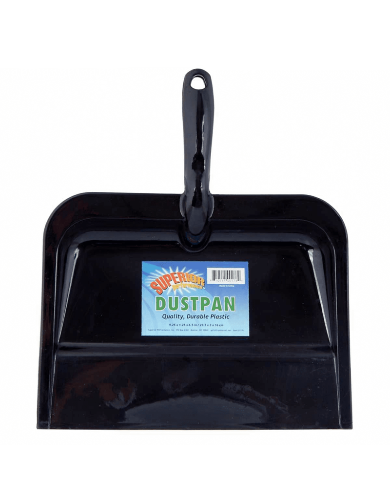 Dust Pan Black