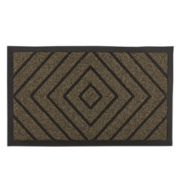 "Natural Diamond Coir Doormat 18"" x 30"""