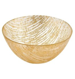 "Secret Treasure Gold 11"" Bowl"