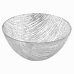 """KM714S Secret Treasure 6"""" Silver Bowl"""