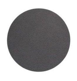 "15"" Presto Charcoal Round Mat"