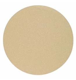 "15"" Gem Gold Round Mat"